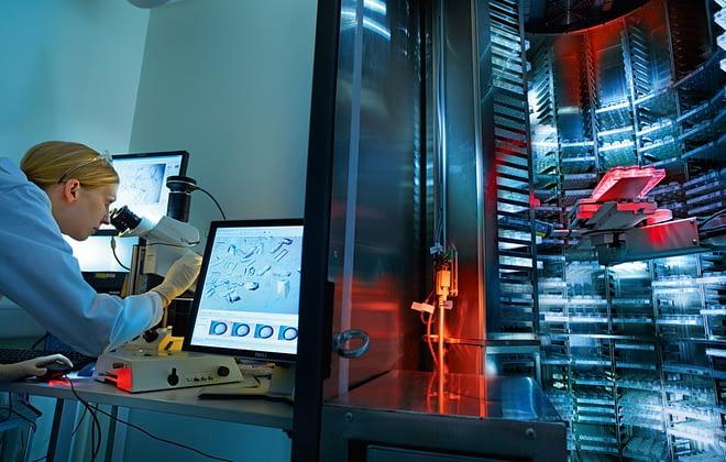 Laboratory work Bayer Biology