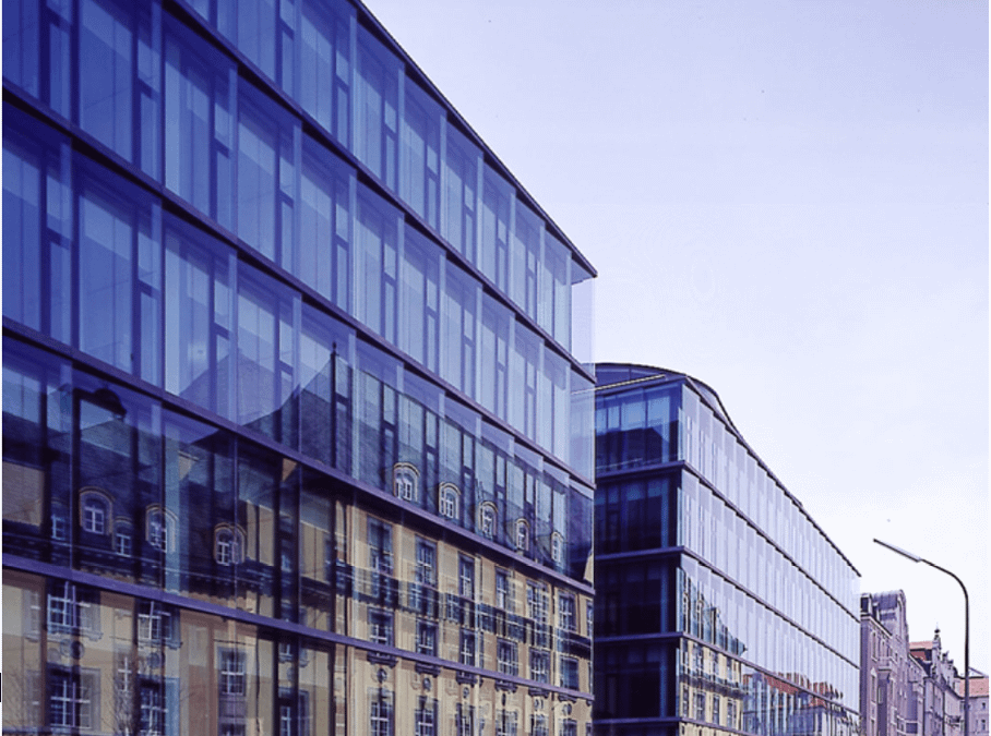 Building Munich RE