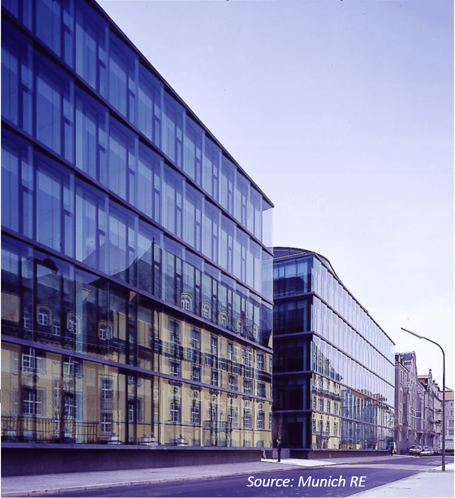 Building Munich RE