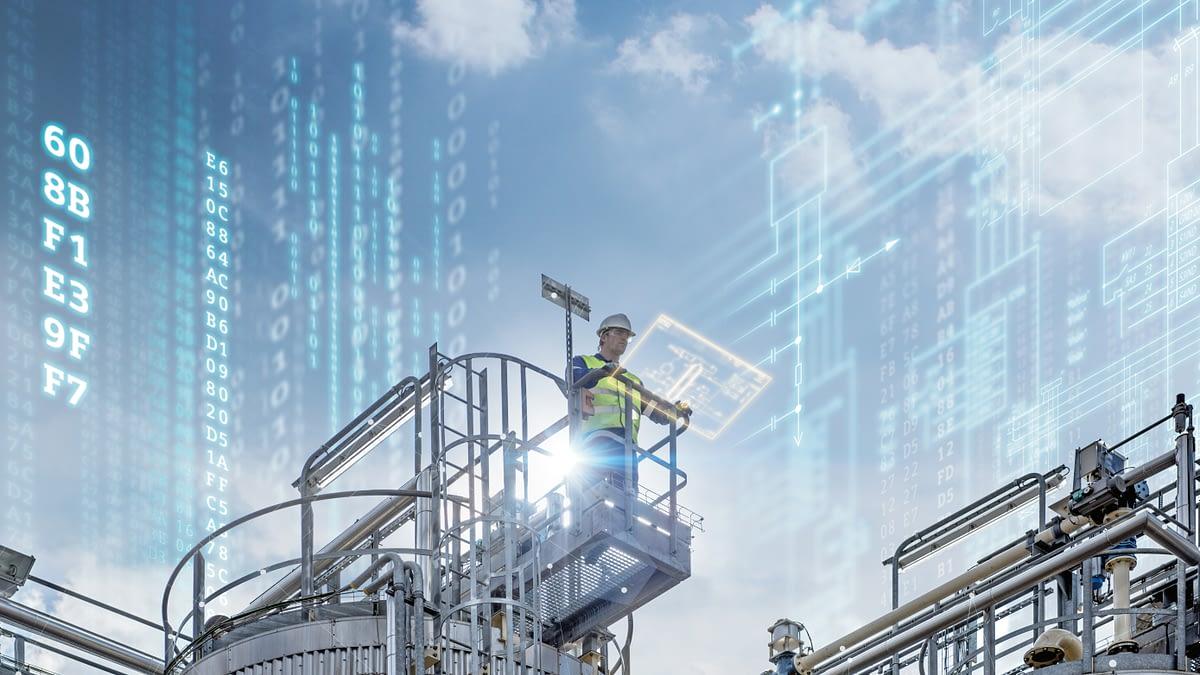 Digital factory Bild Siemens
