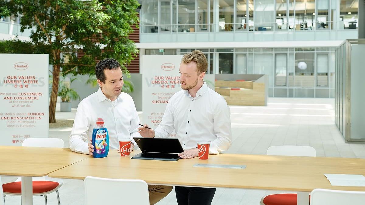 Henkel digitalization