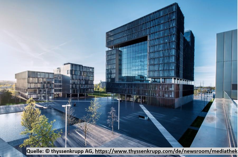 Digitale Transformation Thyssenkrupp